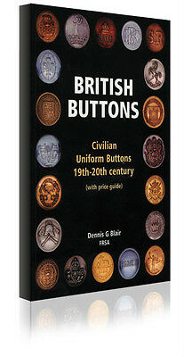 BOOK British Buttons. TREASURELANDDETECTORS EST/ 2003