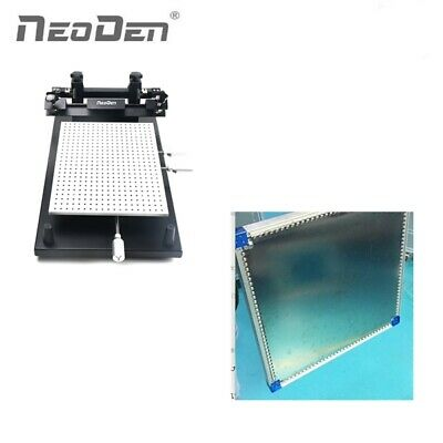 Manual High Precision Stencil Printer  PM3040 For Double Sides PCB Board-H