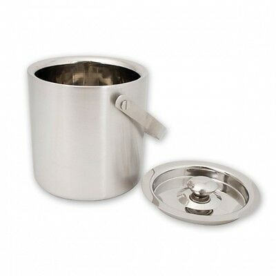 Ice Bucket Insulated Stainless Steel Heavy Duty (2 Sizes)
