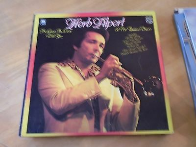 LP/ HERB ALPERT & TIJUANA BRASS / THIS GUYS IN LOVE (1970s UK EMI MFP
