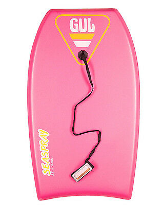 "Gul Seaspray 33""  Bodyboard in Pink"