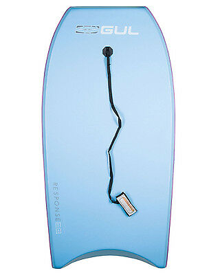 "Gul Response 42""  Bodyboard in Light  Blue"