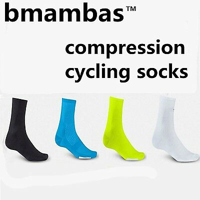 Professional Socks Men Protect Feet Breathable Wicking Compression Socks Sports