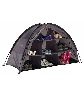 Vango - Lightweight Camping/Festival/Kitchen Storage Organiser Smoke