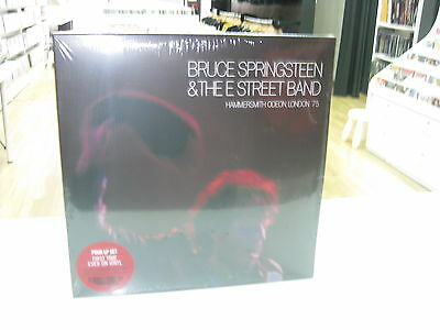 Bruce Springsteen 4 Lp Hammersmith Odeon London 1975 Rsd 2017