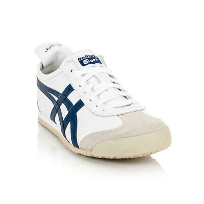 Onitsuka Tiger - Mexico 66 Casual Shoe - White/Poseidon