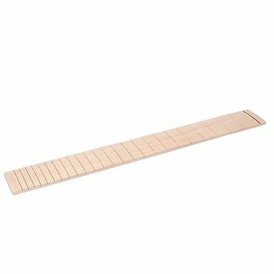 StewMac Slotted Fingerboard for Fender Guitar, Maple
