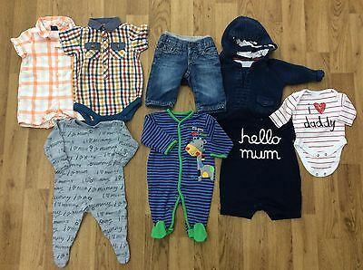 baby boys bundle 0-3 months including Gap and M&S 8 items