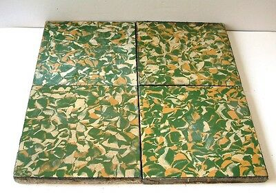 179 Antique Cuban Tiles Handmade Plus Large Amount Pieces For Mosaic Pickup Only