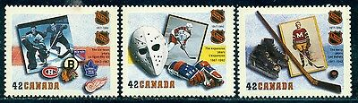 National Hockey League NHL,Equipment,Players,Skaters,Canada,MNH