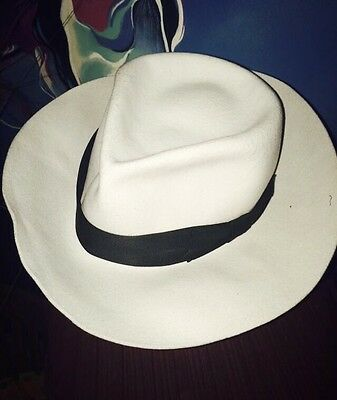 Michael Jackson Worn Owned Authentic Fedora / Not Signed Gloves Shoes Rare