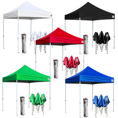 Easy Ez Pop Up Canopy 8x8 Outdoor Sports Patio Tent Event Shelter w/Carry Bag  sc 1 st  PicClick & EURMAX 8X8 Portable Event Canopy Water-proof Party Tent Shade ...