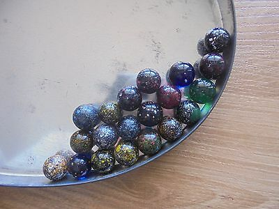 USED lot of 20 x 16mm marbles!_WOAH!!!!!!!!_ships from AUS!_xx79_A4a123