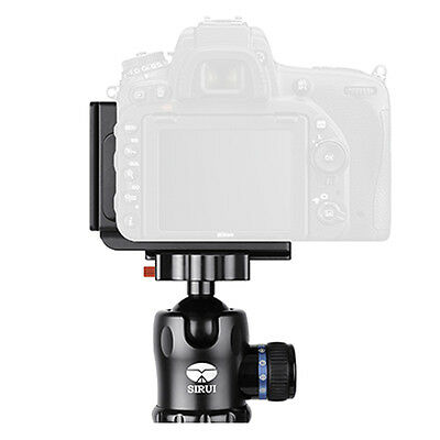 Camera Quick Release Plate Sirui TY-D750L Professional For D750 QR Plate