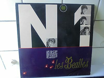 The (Les) Beatles rare LP Odeon France OSX 225