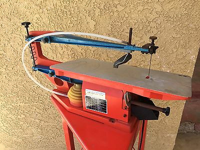 HEGNER Multimax-18 Variable Speed Scroll Saw & Stand