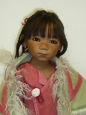 Annette Himstedt's Kumari from 2005, Pre-owned, Comes with a Box & COA #150/377