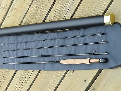 New Sage X  Fly Rod 590-4 5 weight 9 foot 4 pc