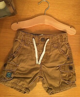 Next Shorts Size 6-9months