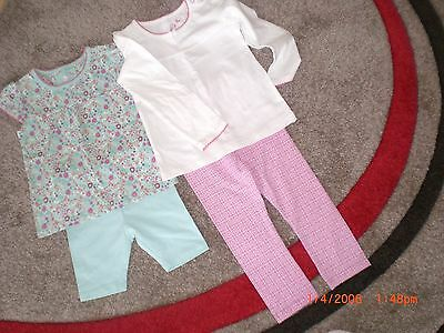 Two baby girl outfits from Tu age 18-24 months