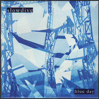 Slowdive - Blue Day 180g vinyl LP NEW/SEALED