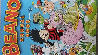 The Beano 2005 Annual In Good Condition