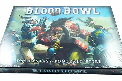 Blood Bowl, Deutsch, Games Workshop, NEU/OVP