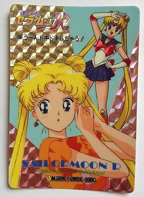 Sailor Moon PP Card Prism 136