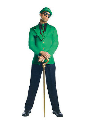 Adult Male The Riddler Batman Costume by Rubies 880911
