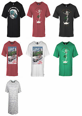 Salt Rock Mens T-Shirts Size Large - Choice of Styles  - RRP £20 - Multi Listing