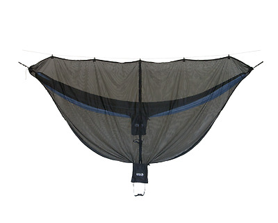 ENO Eagle Nest Outfitters Guardian Bug Net Black NEW