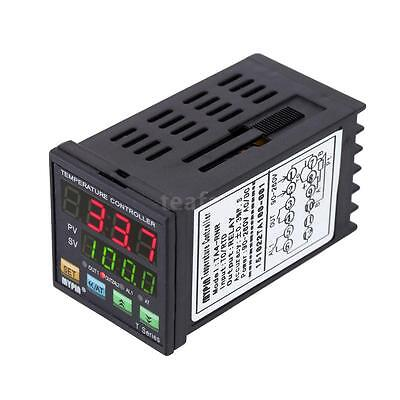 Digital LED PID Temperature Controller Thermometer RNR 1 Alarm Relay Output X3M6