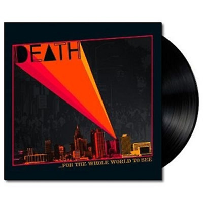 For The Whole World To See -  Death - Vinyl Lp - New