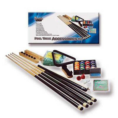 Formula Pool Table Accessory Kit for Pool Snooker Billiard Free AU Post