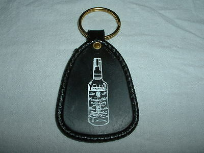 Vintage Canadian Club Whiskey Key Chain Fob Plastic   Advertising  Very Rare