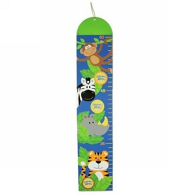 Boy Zoo Growth Chart by Stephen Joseph - SJ3201-34B