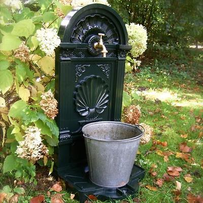 Water dispenser Stand well as Garden fountain Water tap with Tap