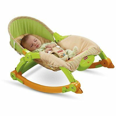 Newborn Toddler Portable Rocker Fisher Price Baby New Seat Infant Standard