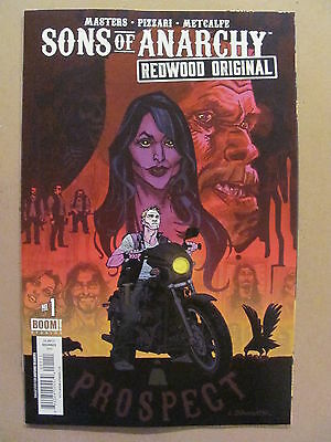 Sons of Anarchy Redwood Original #1 BOOM 2016 Series 9.6 Near Mint+