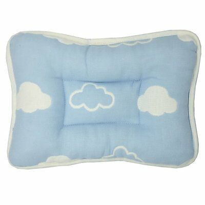 Baby Protective Pillow Made Organic Cotton Infant Crib Sleeping Pillows For Newb