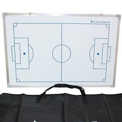 MAGNETIC COACHES BOARD 60cm X 90cm with Player Magnets