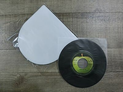 50 pcs 7' EP Inner Sleeves FROG-RECORDS Original Made in Japan AA0001
