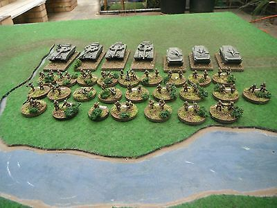 10mm Painted Minifigs Wargame Miniatures, Modern/Cold War Soviet