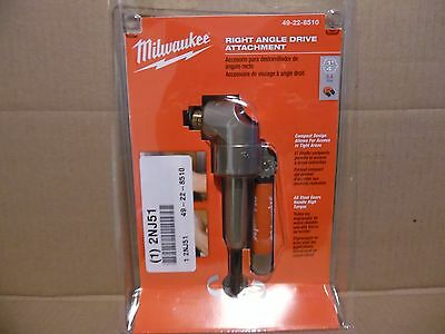 Milwaukee Right Angle Drive Attachment #49-22-8510