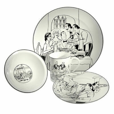 NEW Noritake Le Restaurant 16 piece Dinner Set (RRP$322) FAST SHIPPING