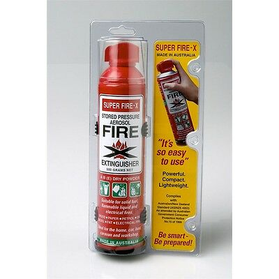 Portable Fire Extinguisher - 3 Pack Bulk Buy Discount