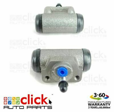 PAIR BRAKE WHEEL CYLINDERS for REAR HOLDEN EJ EH 01/1963-01/1965