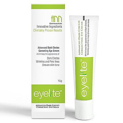 Eyelite Eye Cream for Dark Circles, Puffiness, Wrinkles and Bags - Most Potent