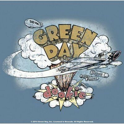 Green Day Dookie Logo Single Coaster Cork Drinks Band Music Official Merchandise