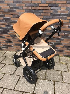 Bugaboo Cameleon Real Leather Hoods